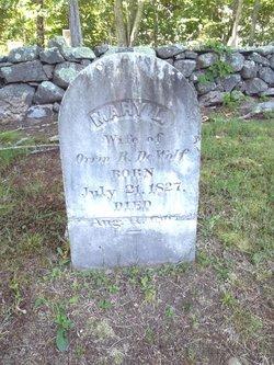 Mary L. DeWolf
