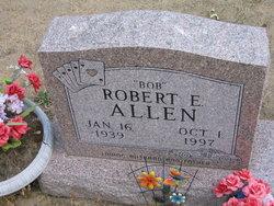 Robert E. Bob Allen