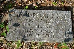 Alex Harrish Becker
