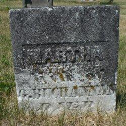 Martha Buchannan