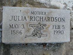 Julia Richardson