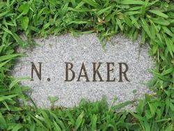 Nellie Gay <i>Buff</i> Baker