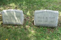 Belle M Huff