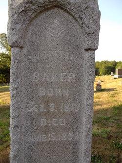Christian Henry Baker