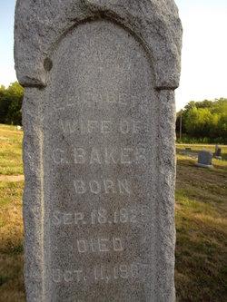 Elizabeth <i>Secrist</i> Baker