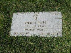 Neil I. Bass