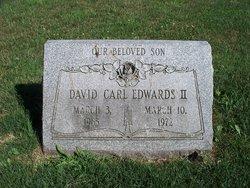 David Carl Edwards, II