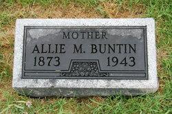 Allie Malinda <i>Winningham</i> Buntin