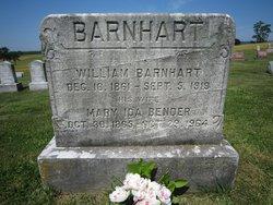 Mary Ida <i>Bender</i> Barnhart