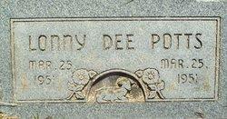 Lonny Dee Potts
