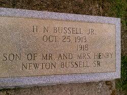 Henry Newton Bussell, Jr
