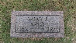 Nancy J. <i>Allen</i> Abney