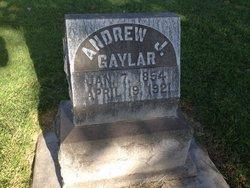 Andrew J. Jack Gaylor
