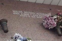 Maude <i>Beeson</i> Alford