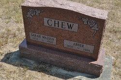 Sarah Frances <i>Wasson</i> Chew