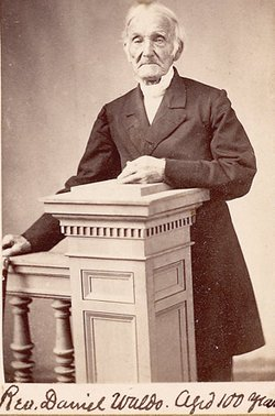 Rev Daniel Waldo