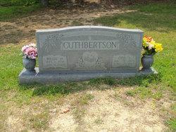 Willie Hudson Cuthbertson