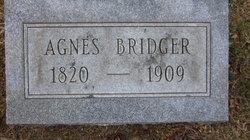 Agnes Bridger