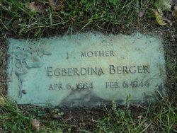 Egberdina <i>Van Enk</i> Berger