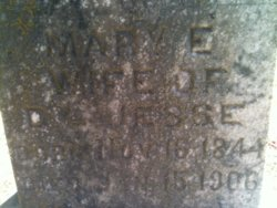Mary Elizabeth <i>Read</i> Jesse