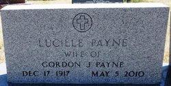 Lucille Fern <i>Cook</i> Payne