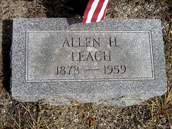 Allen Herbert Leach