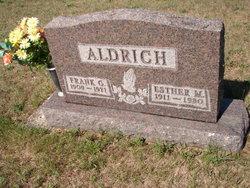 Frank G Aldrich