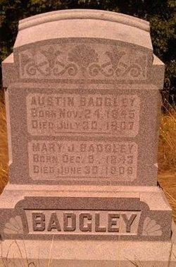 Austin Badgley