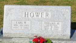 Earl Woodrow Hower