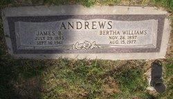 James B Andrews