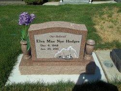 ElvaMae <i>Nye</i> Hedges