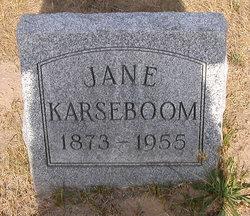 Jane Karseboom