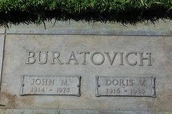 Doris Virginia <i>Tracy</i> Buratovich