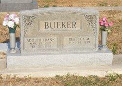 Adolph Frank Bueker