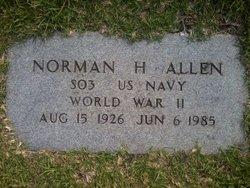 Norman Hanson Allen