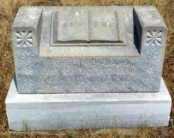 Roberta Dale Adams