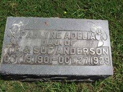 Paulyne Adelia Polly Anderson