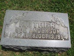 Mrs Jim Sue Susie <i>Robinson</i> Anderson