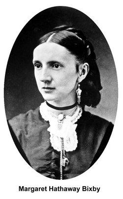 Margaret Winslow <i>Hathaway</i> Bixby