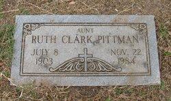 Ruth Clark Pittman