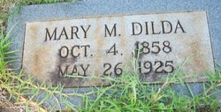 Mary M Dilda
