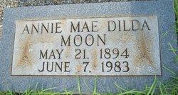 Annie Mae <i>Dilda</i> Moon