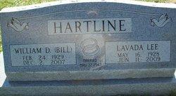 William D. Bill Hartline, Jr