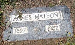 Agnes Matson