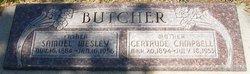 Samuel Wesley Butcher