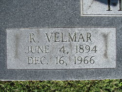Richard Velmar Hughes