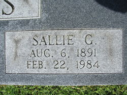 Sarah Sallie <i>Gaar</i> Hughes