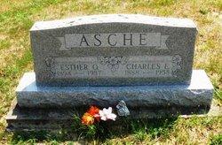Esther Olive <i>Raney</i> Asche