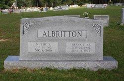 Nettie <i>Smith</i> Albritton