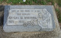 Jeffery Wade Barnard